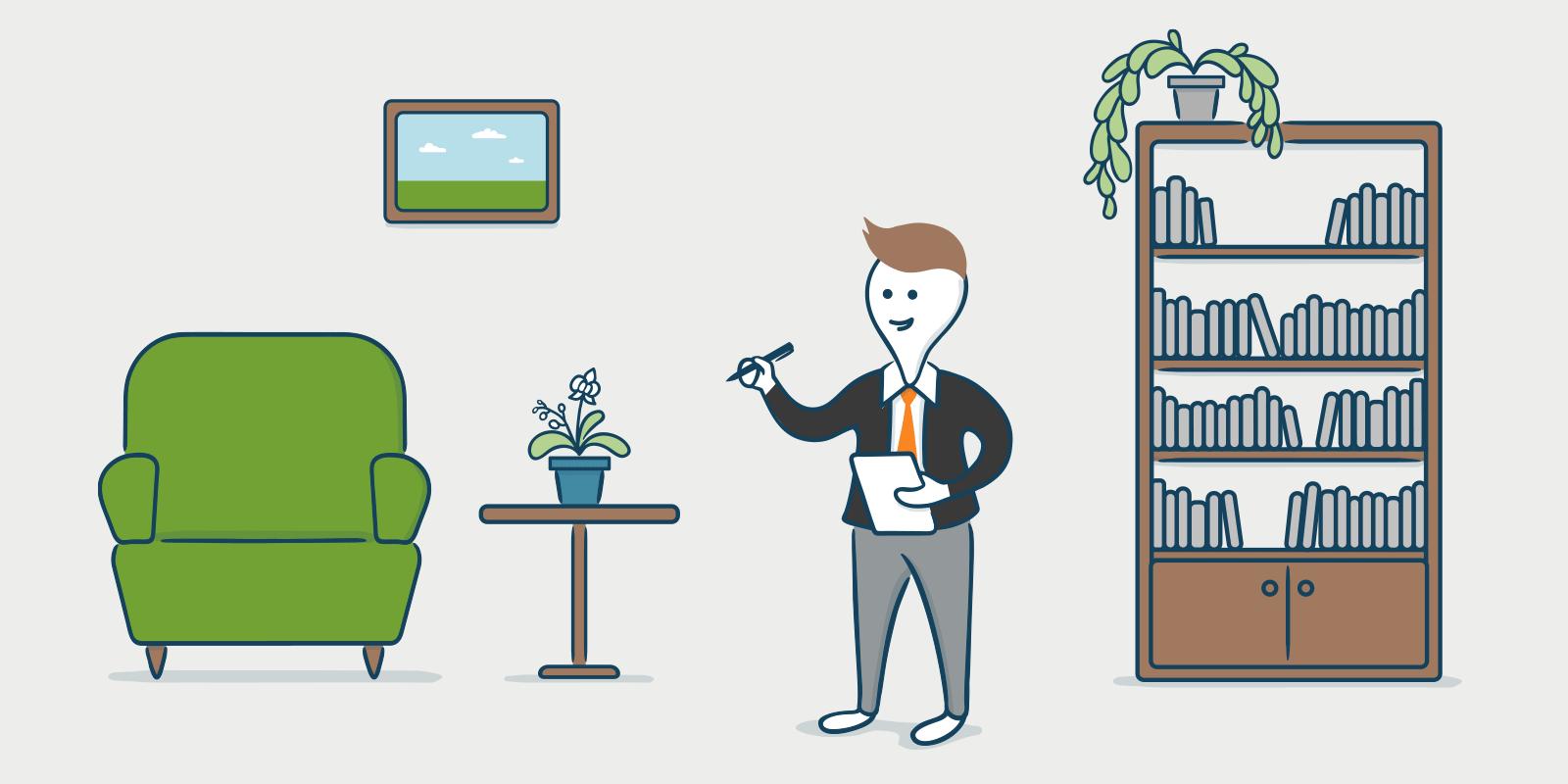 Comment gérer seul une location immobilière?