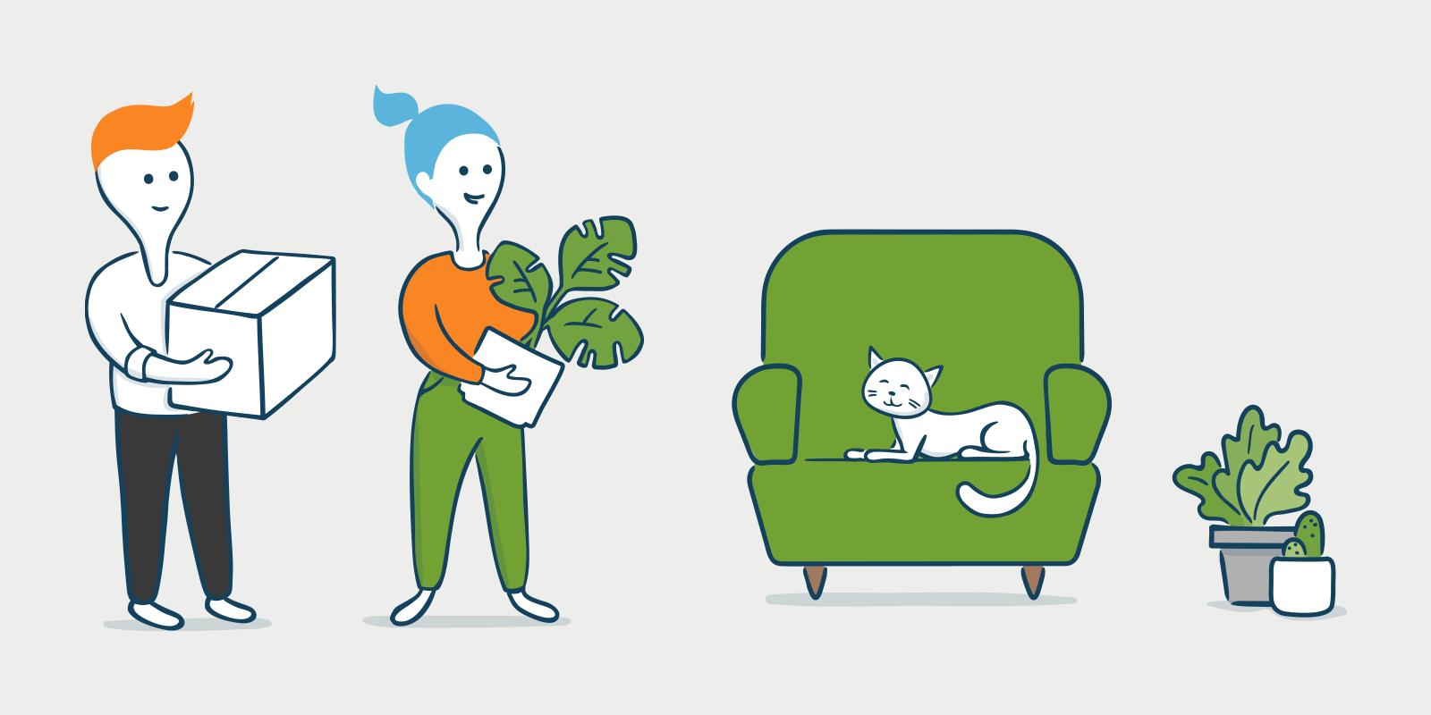 Comment meubler un logement pour la mise en location