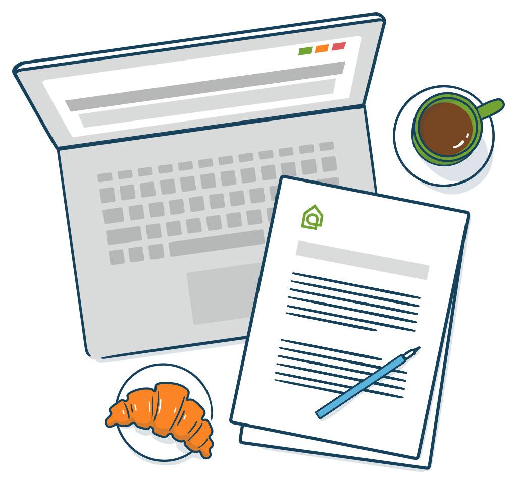 Télécharger un modèle de Quittance de loyer   Rentila.com